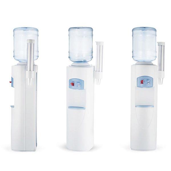 Fontaine à eau design blanche